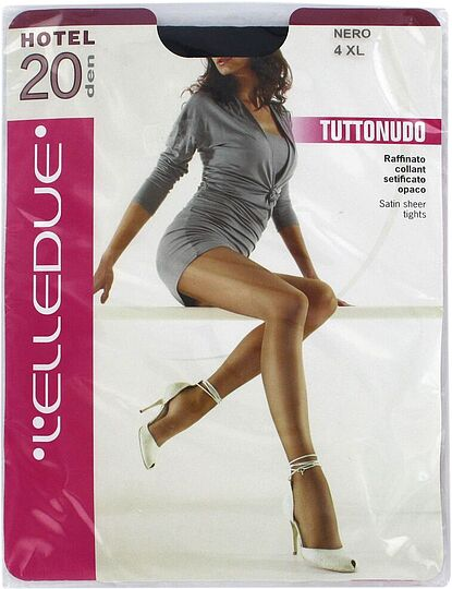 Tights ''Elledue Hotel 20 Den