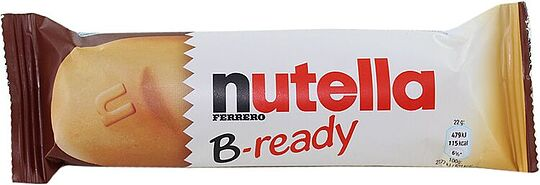 Բատոն «Nutella B-ready» 22գ
