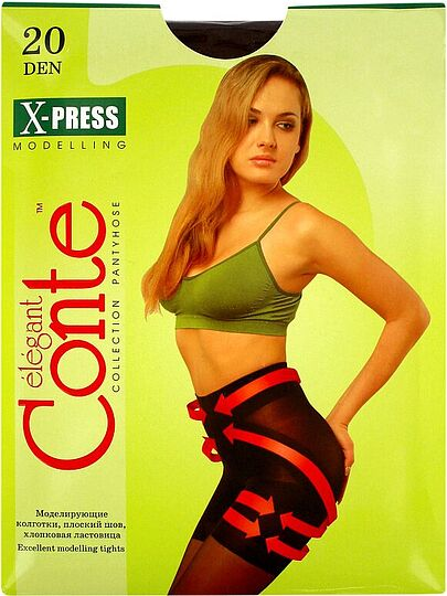Զուգագուլպա «Conte Elegant X-press 20 Den»