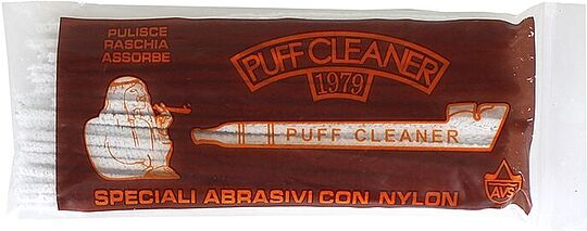 Puff  cleaner