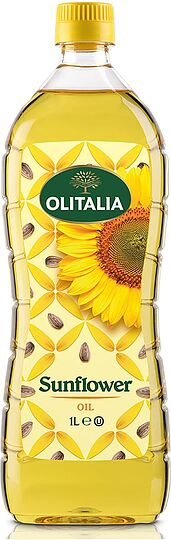 Sunflower oil ''Olitalia'' 1l