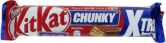 Շոկոլադե բատոն «Nestle Kit Kat Chunky Extra Brake» 48գ