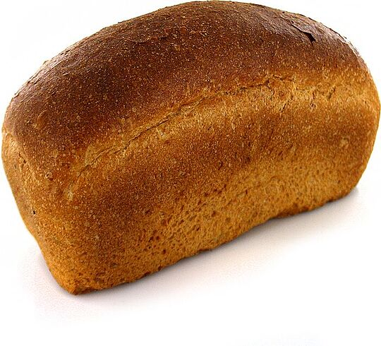 Loaf bread dark