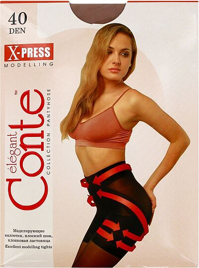 Զուգագուլպա  «Conte Elegant X-press 40 Den»