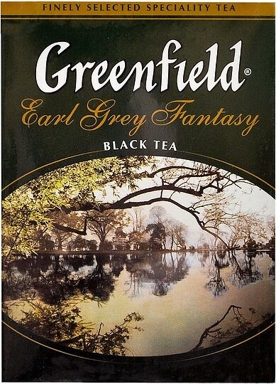 Թեյ «Greenfield Earl Grey Fantasy» 100գ