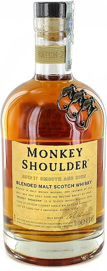 Վիսկի «Monkey Shoulder» 0.7լ