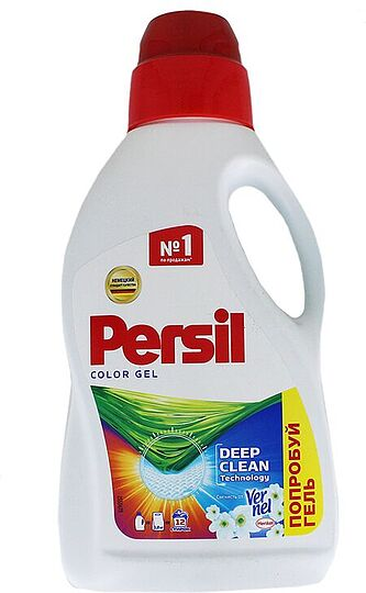Գել լվացքի «Persil Color Gel Freshness from Vernel» 780մլ