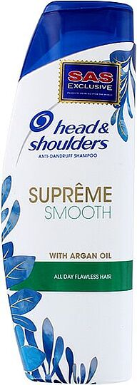 Շամպուն «Head & Shoulders Supreme Smooth» 270մլ