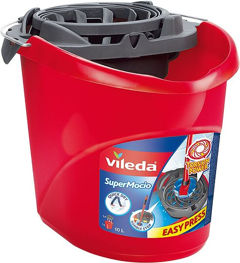 Դույլ «Vileda Super Mocio Power Press»