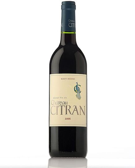 Գինի կարմիր  «Grand Vin du Chateau Citran»  0.75լ